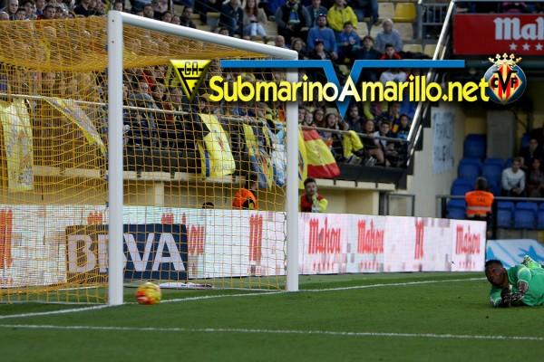 Fotos del Villarreal CF-Málaga CF (galería)