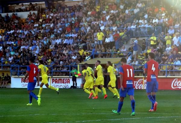 #LlenemosELMini para el partidazo Villarreal B-Reus