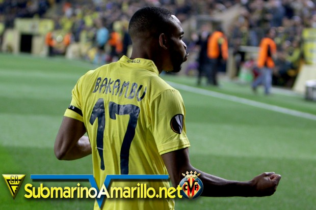 Bakambu decide si ir o no a China