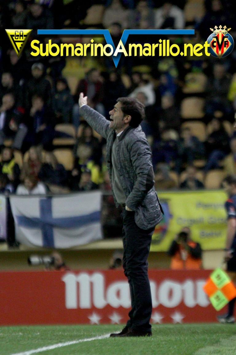 Villarreal es LIDER en una noche para la historia