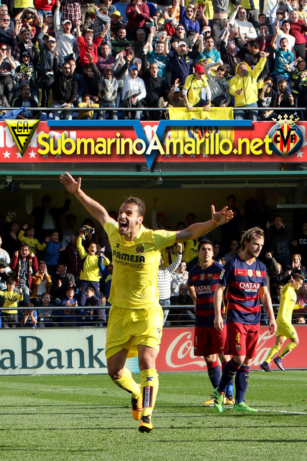 Villarreal CF 2-FC Barcelona 2, las fotos
