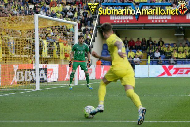 Villarreal-Real Sociedad, las fotos