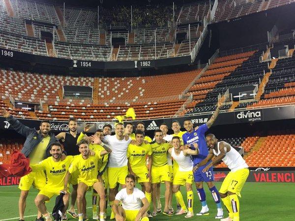 De Mestalla a la Champions…