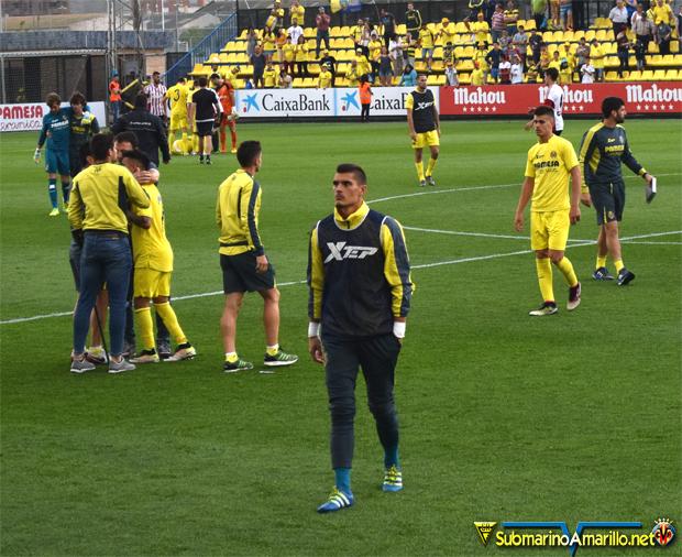 El Villarreal CF B se despide del ascenso (Galería fotos)