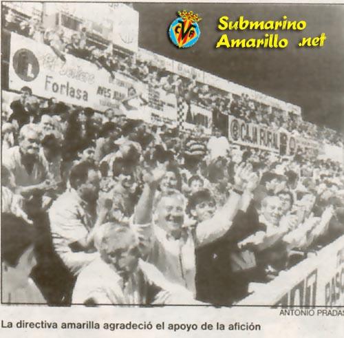 Gol Sur - Un 28 de Junio: ascenso del Villarreal CF en La línea