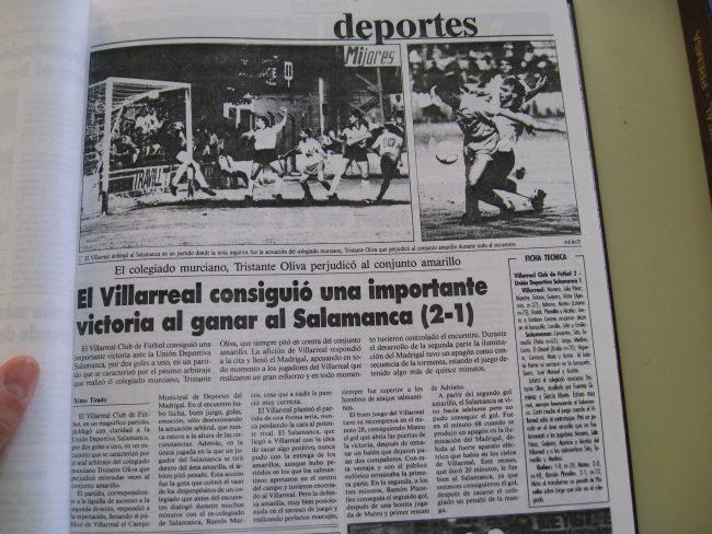 IMG 1985 1 650x488 - Un 28 de Junio: ascenso del Villarreal CF en La línea