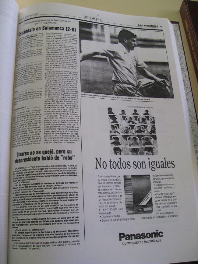 IMG 1993 1 650x867 - Un 28 de Junio: ascenso del Villarreal CF en La línea
