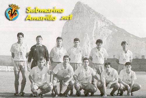 lalinea - Un 28 de Junio: ascenso del Villarreal CF en La línea