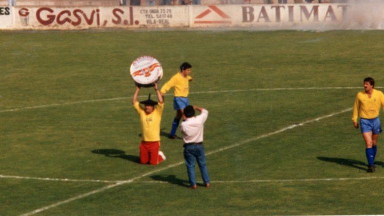Vídeo vintage: Manolo el del Bombo entrevistado en El Madrigal