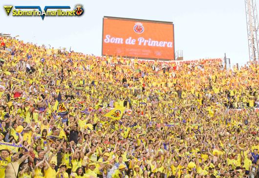 Inolvidable (Villarreal 1-Almería 0)