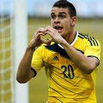 Como juega Santos Borré, nuevo delantero groguet
