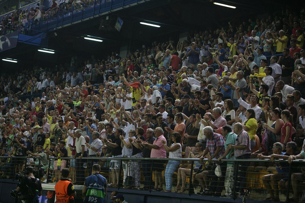 La sanción FIFA al Villarreal está cerca