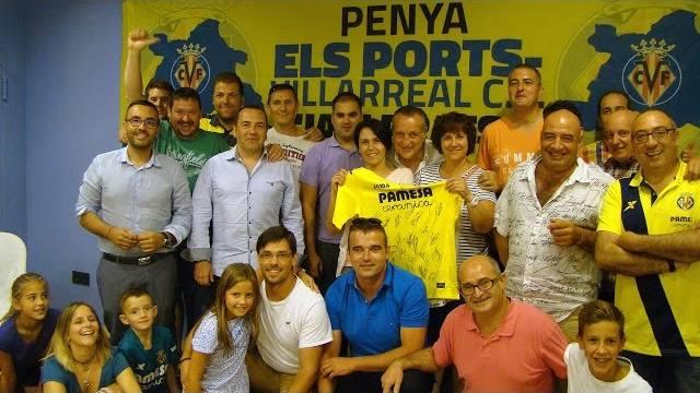 Nace la peña del Villarreal en Els Ports con 150 socios