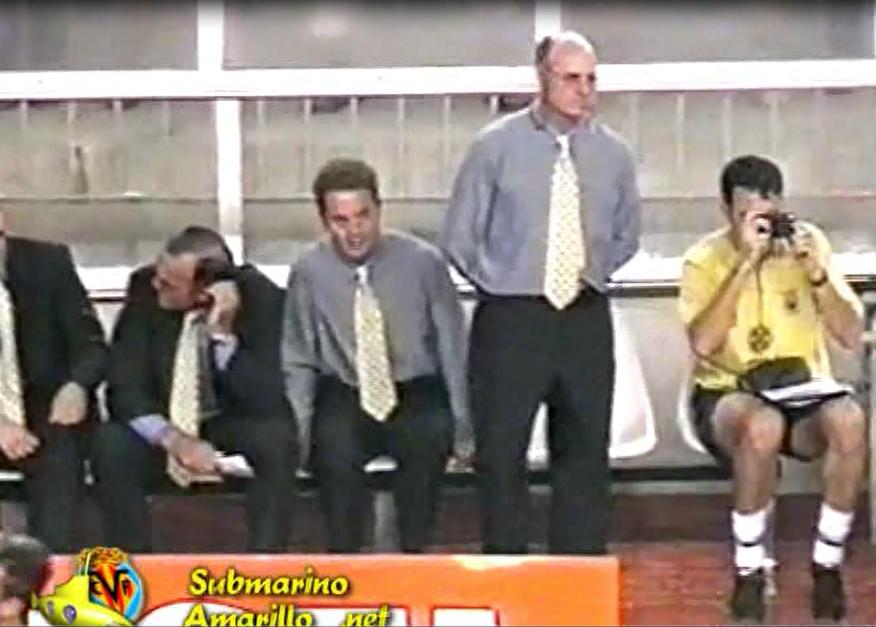 villarreal debut bernabeu - Aniversario del debut del Villarreal en Primera