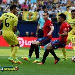 El Osasuna no es rival para el Villarreal