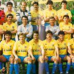 Histórico Villarreal de los 80