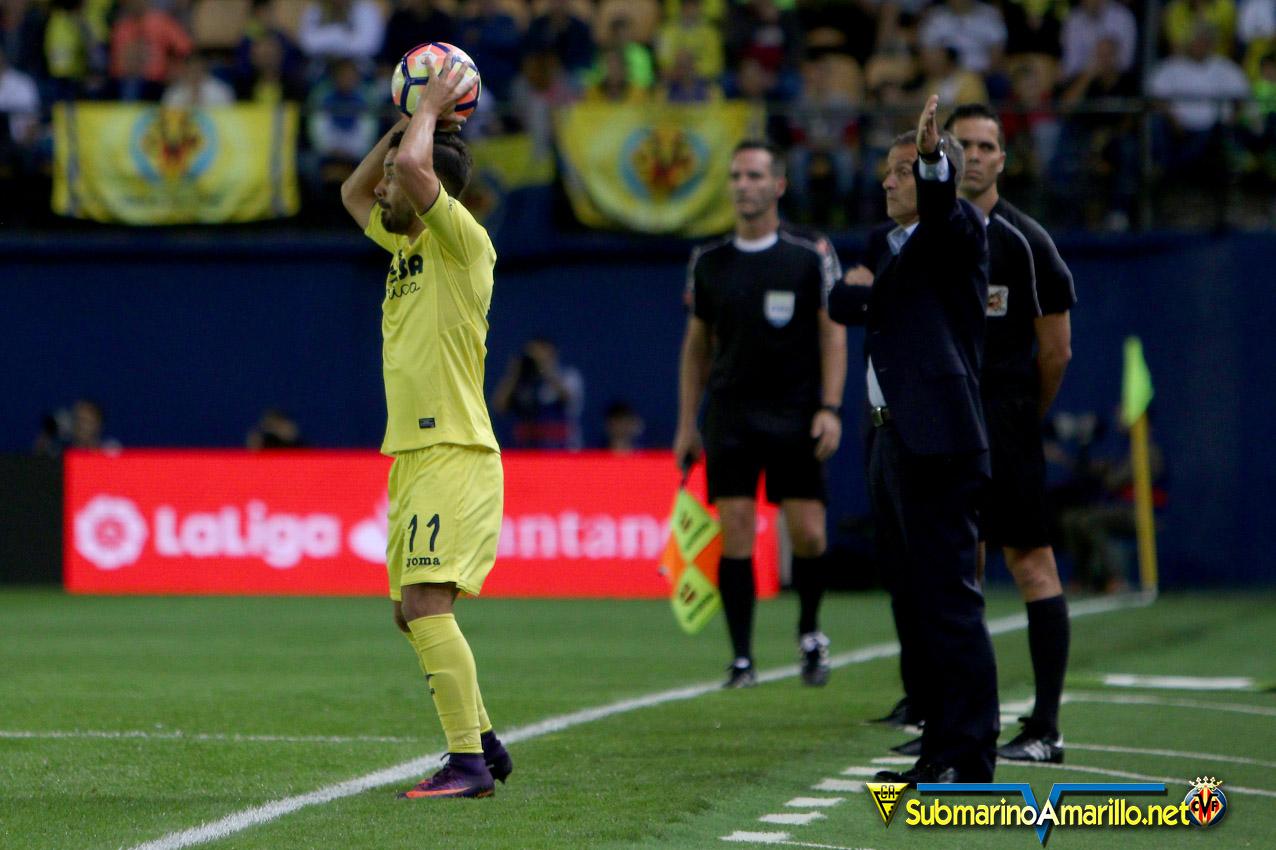 0I5A2402 copia - Las mejores fotos del Villarreal-Celta