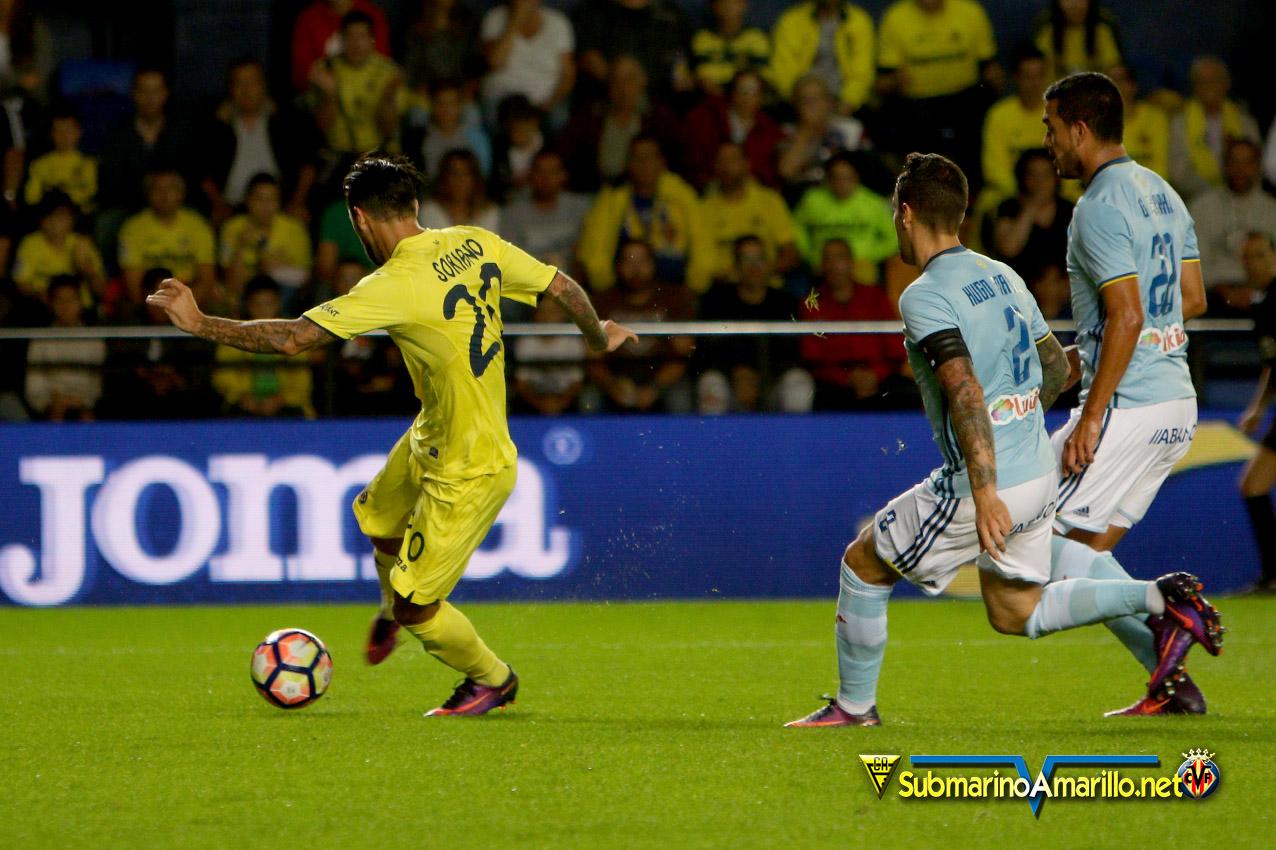0I5A2424 copia - Las mejores fotos del Villarreal-Celta
