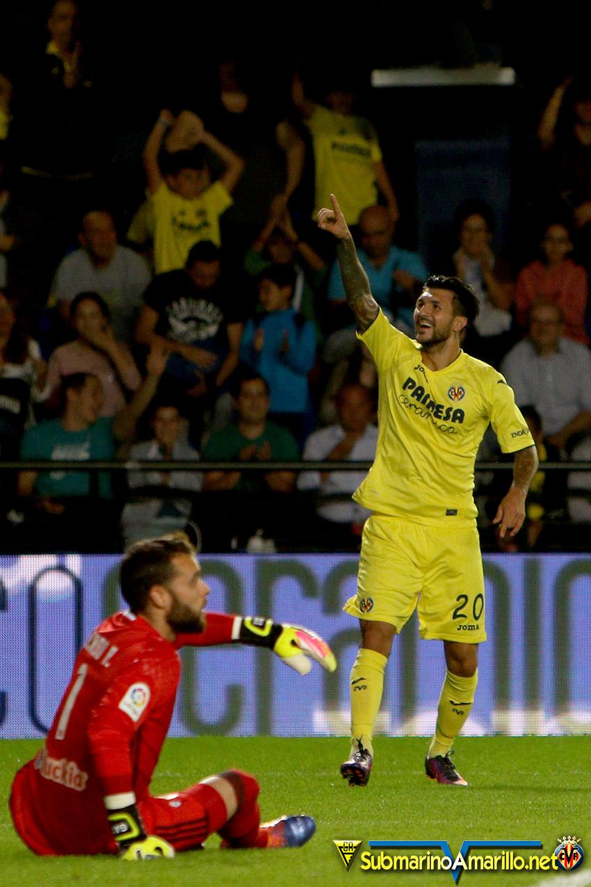 0I5A2437 copia - Las mejores fotos del Villarreal-Celta