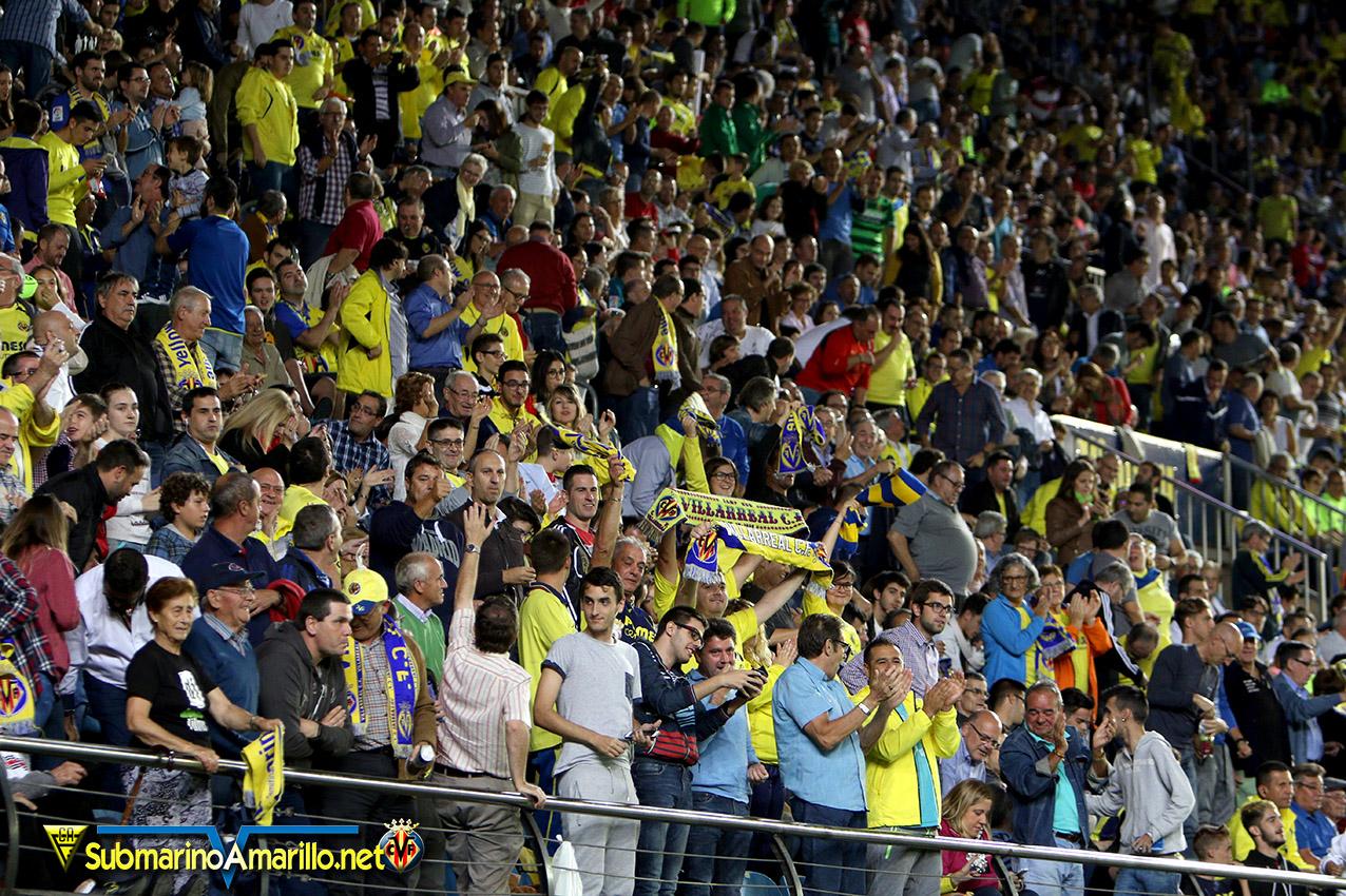 0I5A2521 copia - Las mejores fotos del Villarreal-Celta