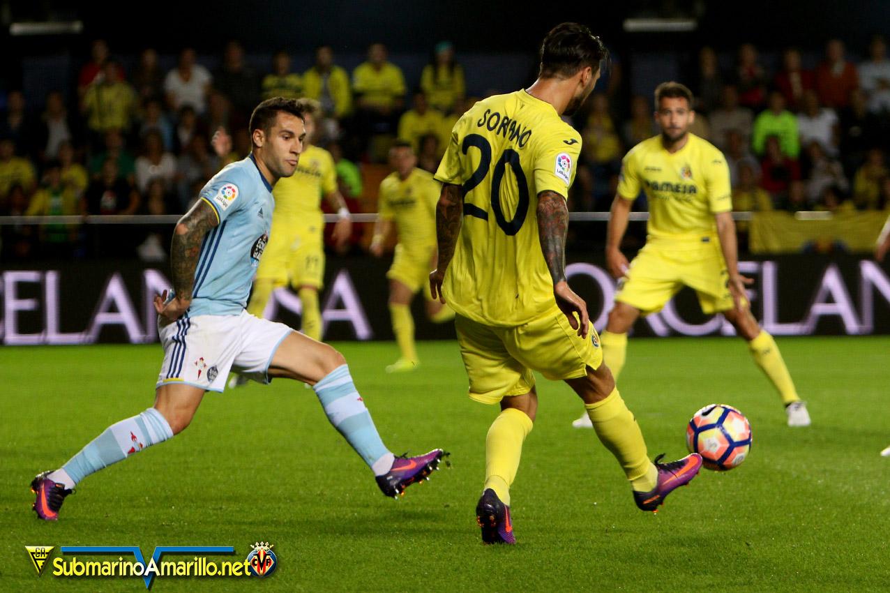 0I5A2539 copia - Las mejores fotos del Villarreal-Celta