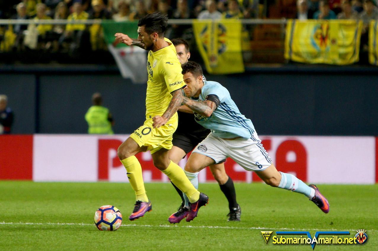 0I5A2560 copia - Las mejores fotos del Villarreal-Celta