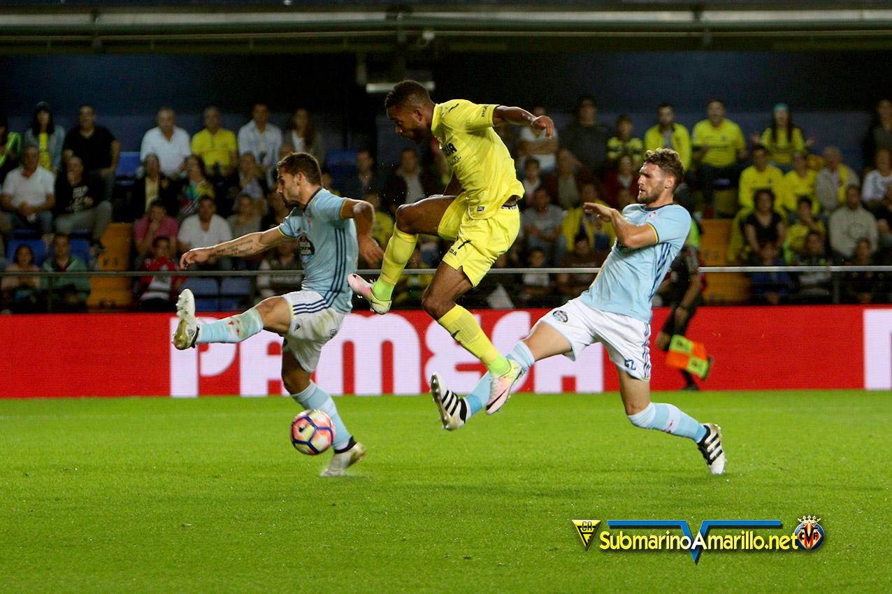0I5A2569 copia - Las mejores fotos del Villarreal-Celta