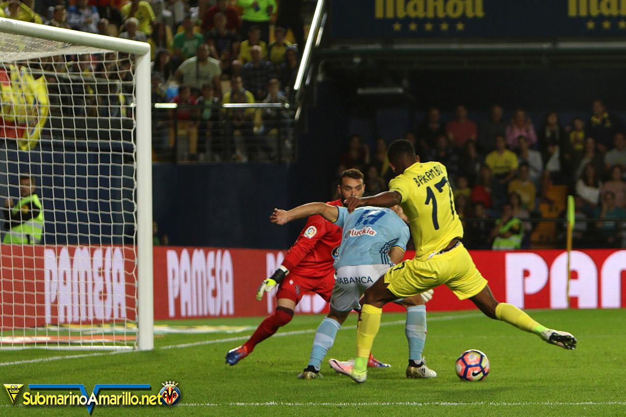 0I5A2574 copia - Las mejores fotos del Villarreal-Celta