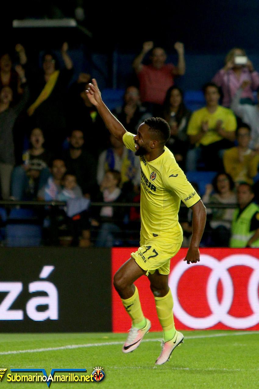 0I5A2743 copia - Las mejores fotos del Villarreal-Celta