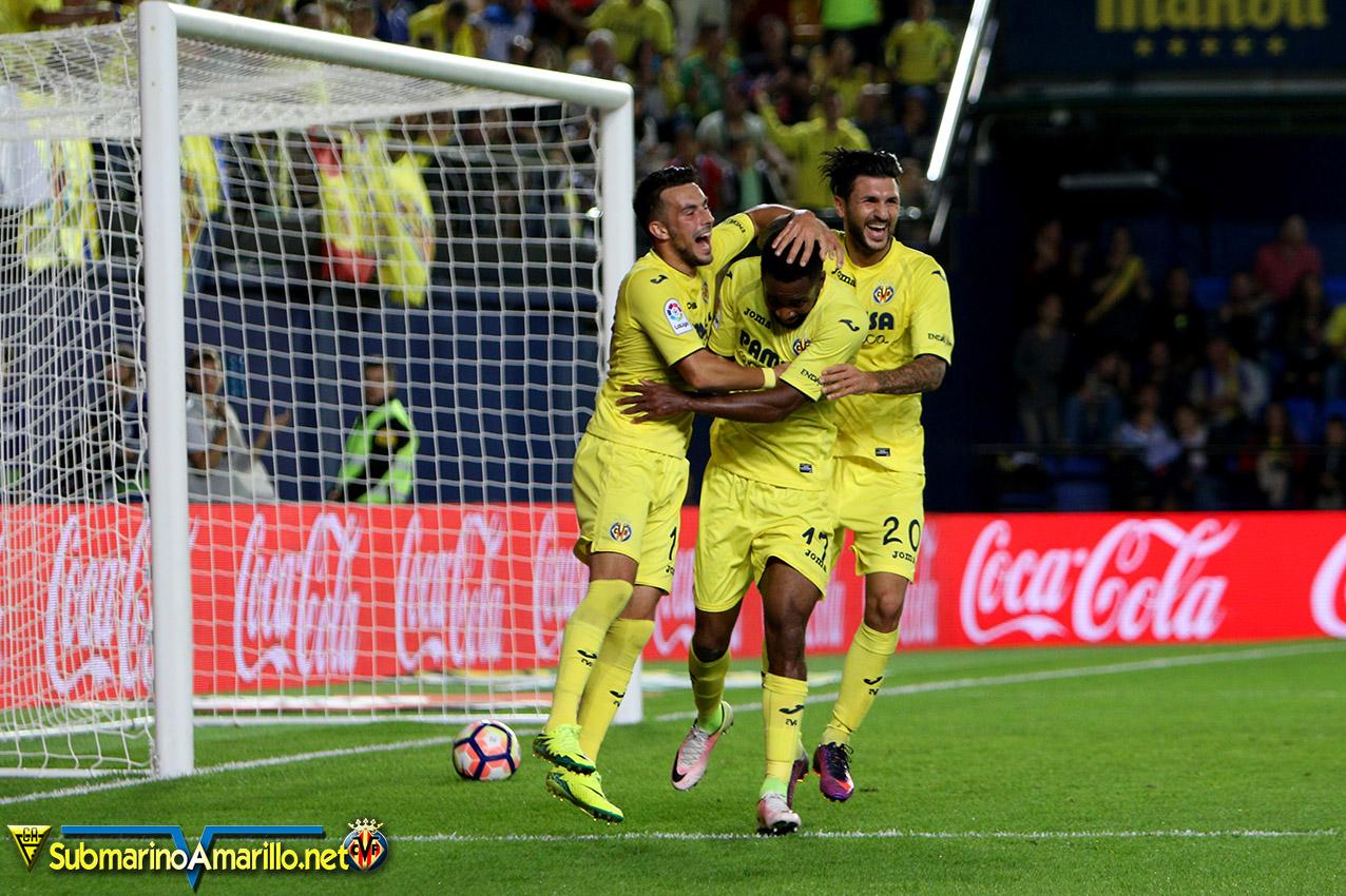 0I5A2762 copia - Las mejores fotos del Villarreal-Celta