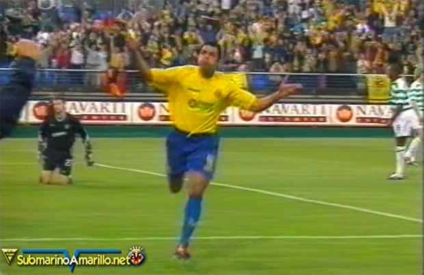 Villarreal-Celtic histórica eliminatoria de UEFA