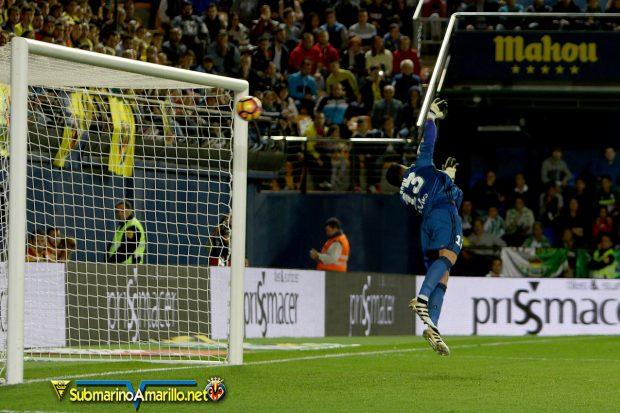 Villarreal-Betis, las mejores fotos