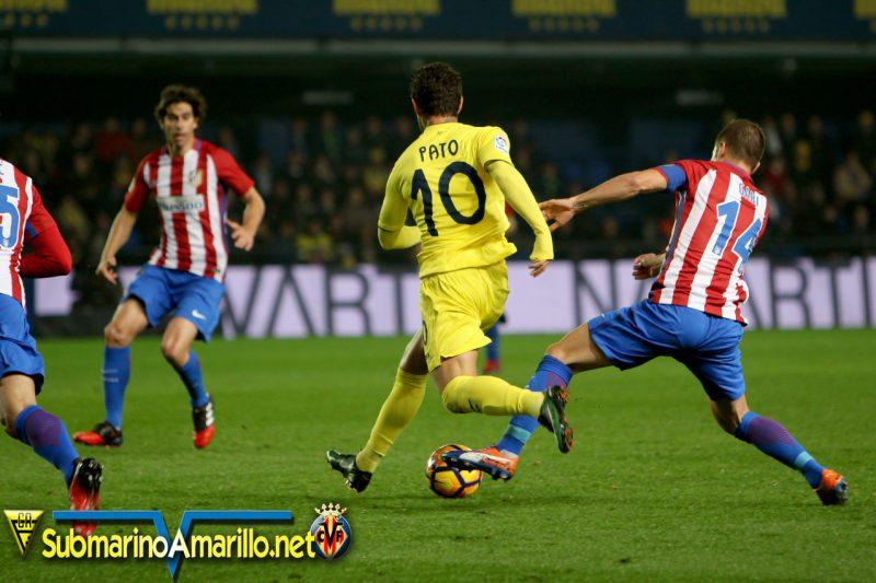 0I5A6540 e1481581096350 - El Villarreal apaliza al Atlético de Madrid