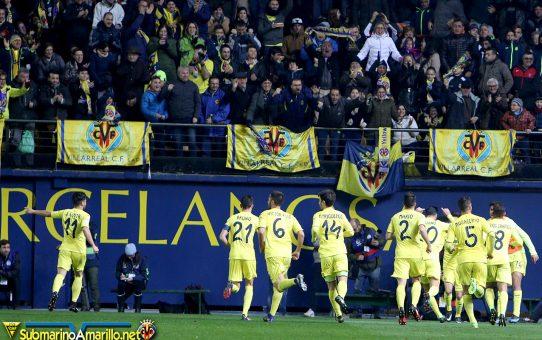 Villarreal-FC Barcelona, las fotos