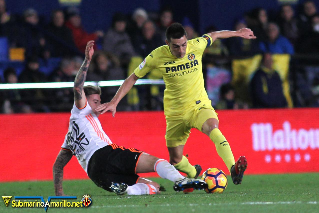 Las fotos del derbi Villarreal-Valencia