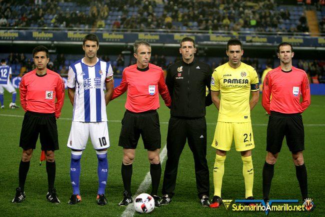 VM6P7225 copia 650x433 - Las fotos del Villarreal-Real Sociedad