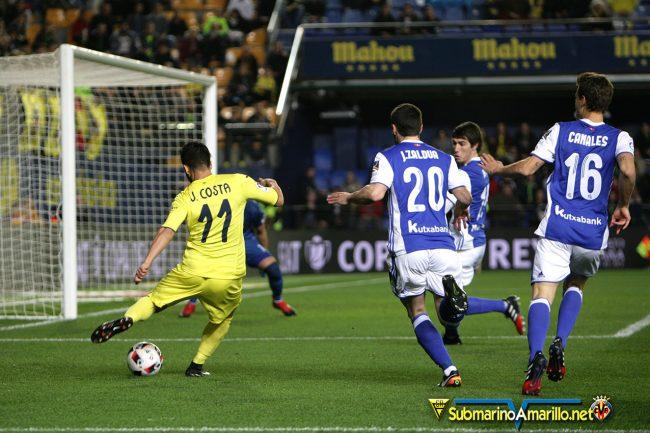 VM6P7239 copia 650x433 - Las fotos del Villarreal-Real Sociedad