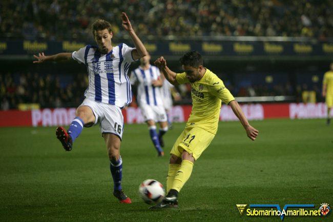 VM6P7266 copia 650x433 - Las fotos del Villarreal-Real Sociedad