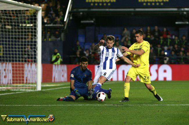 VM6P7268 copia 650x433 - Las fotos del Villarreal-Real Sociedad