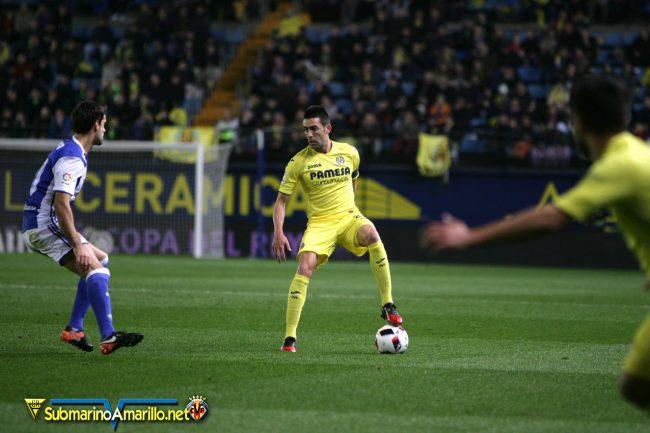 VM6P7301 copia 650x433 - Las fotos del Villarreal-Real Sociedad