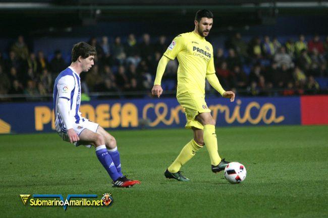 VM6P7325 copia 650x433 - Las fotos del Villarreal-Real Sociedad