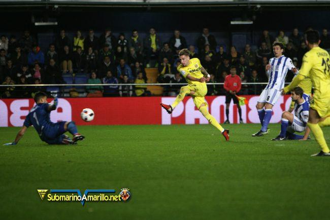 VM6P7329 copia 650x433 - Las fotos del Villarreal-Real Sociedad