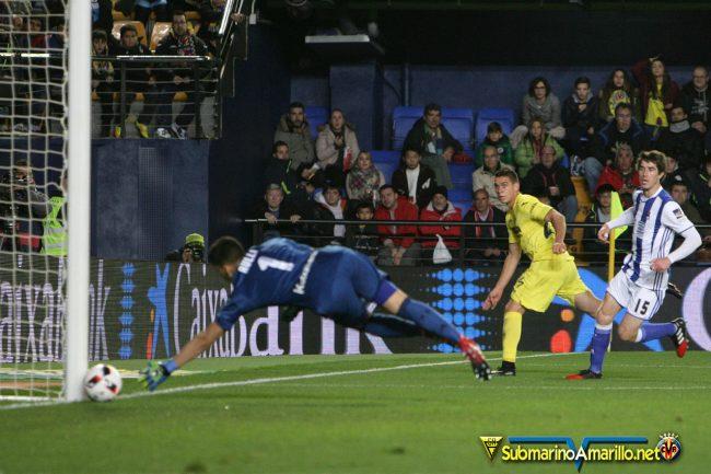 VM6P7347 copia 650x433 - Las fotos del Villarreal-Real Sociedad