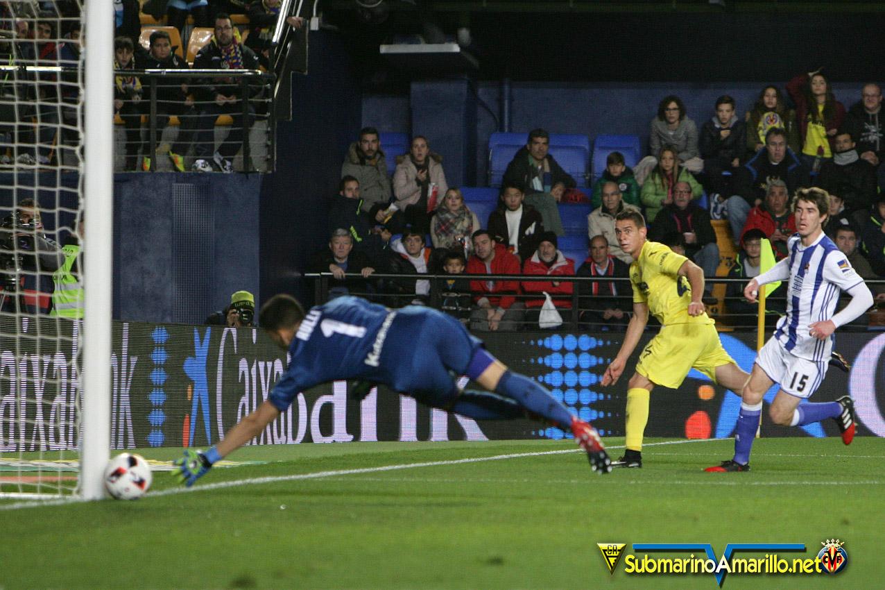 VM6P7347 copia - Las fotos del Villarreal-Real Sociedad