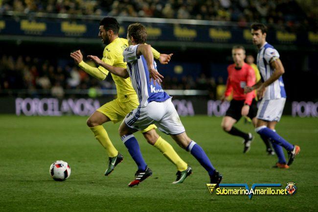 VM6P7425 copia 650x433 - Las fotos del Villarreal-Real Sociedad