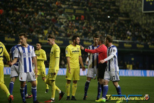 VM6P7544 copia 650x433 - Las fotos del Villarreal-Real Sociedad