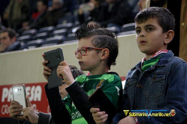 4A5O3973 copia 650x433 - Las fotos del Villarreal CF-Real Madrid