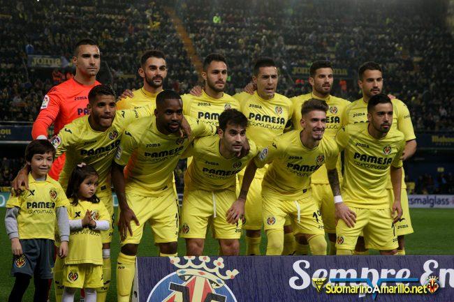 4A5O3994 copia 650x433 - Las fotos del Villarreal CF-Real Madrid
