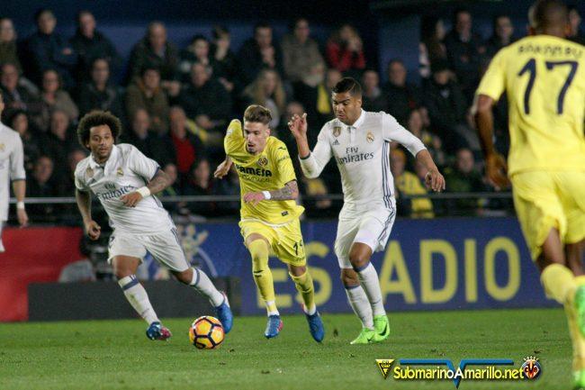 4A5O4133 copia 650x433 - Las fotos del Villarreal CF-Real Madrid