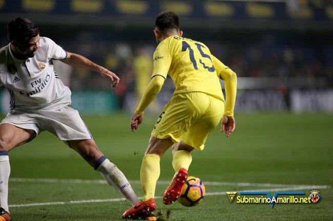 4A5O4206 copia 650x433 - Las fotos del Villarreal CF-Real Madrid